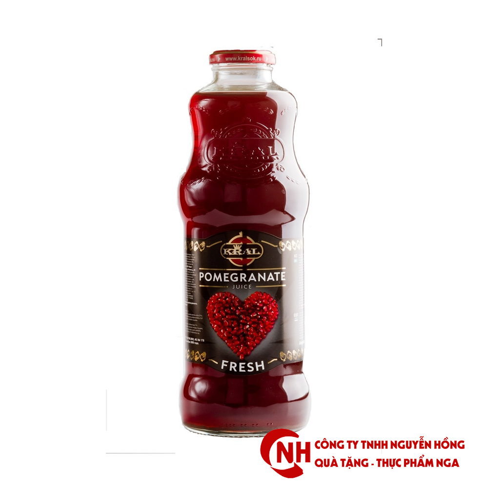 kral pomegranate fresh